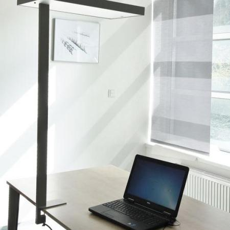 LEIRA Table Lamp 130-811I-4055TI, S Halla bimK 2